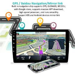 10.1 Android 9.1 Car Stereo MP5 Player WIFI GPS FM Radio Double 2DIN 2+32GB OBD
