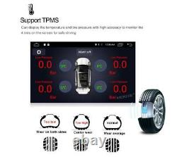 10.1 Single Din 1DIN Android 8.1 Car Stereo Radio GPS 1G&16GB Rotatable Screen