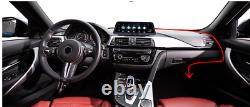 10Inch Android 8.1 Car Dash Cam Dual Camera Driving Recorder GPS Navigation WiFi