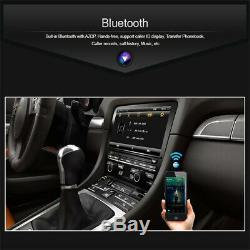 16G ROM Android 8.1 Octa-Core Car Stereo Radio GPS Wifi Mirror Link 1 Din 10.1