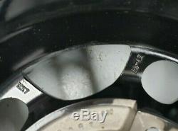 4 12 Aluminum Golf Cart RIMS WHEELS & CAPS for lifted Kart 12x7 4/4 -47 offset