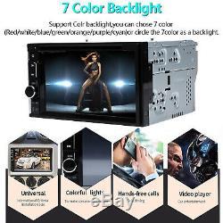 6.2Car STEREO DVD CD FM AM TV MIRROR LINK FOR GPS RADIO BLUETOOTH & REAR CAMERA