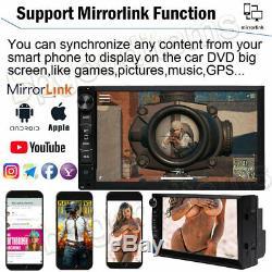 7 Inch 2Din Car Stereo Radio HD Mp5 Player Touch Screen Bluetooth Radio WIFI