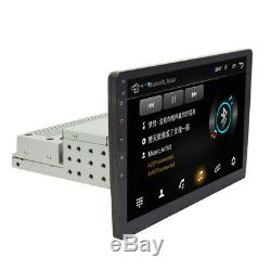 9Single Din Android 8.1 Car Stereo Radio GPS Navigation DVD Video TV WiFi/3G/4G