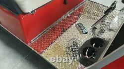 Aluminum Diamond Plate Floor Mat for Club Car Golf Cart DS 82-Up 5 piece kit