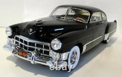 BOS models 1/18 Scale Resin BOS292 Cadillac Series 62 Club Sedanette Black
