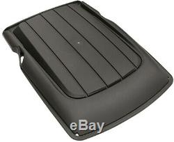 Black Golf Cart Top for Club Car DS Golf Cart Fits 2000 and up