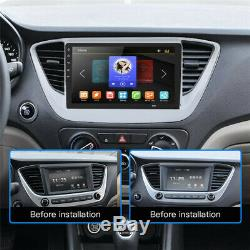 Car GPS 10.1 1080P 1Din Touch Screen Quad-Core Stereo Radio Player for Android