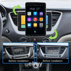 Car MP5 Player Touch Screen Stereo Radio GPS WiFi Android 9.1 9 in Double 2 DIN