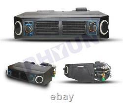 Car Truck Under Dash Air Conditioner A/C Evaporator Kit Cooling Unit 12V 3 Speed