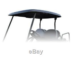Club Car Precedent Golf Cart OEM Black Top Canopy 2004-Up Golf Cart