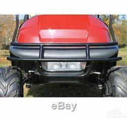 Club Car Precedent Golf cart front Brush guard black powder coated