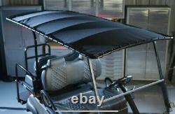 EZGO Club Car Yamaha Golf Cart Canopy Extended 84 Roof LONG Top Top Sail Canvas