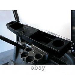 Golf Cart Dash Tray Organizer Universal Black Club Car EZGO Yamaha