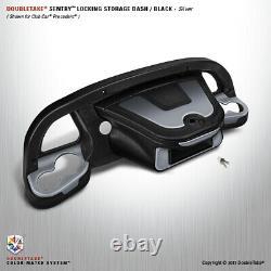 Golf Cart Double Take Dashboard 04-08 Club Car Precedent black/silver