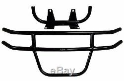 Jake's Black Club Car Precedent Golf Cart Brush Guard Fits 2004 and Up