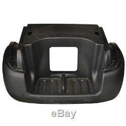 OEM Factory Rear Underbody Black Club Car Precedent Rear 2004-Up. FREE SHIPPING