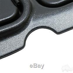 RHOX Club Car Precedent Tempo Onward 2008.5-Up Dash Cover Black Texture