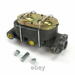 Universal adj FW 8 Single Brake Pedal kit Adj Disk/DrumLg Oval Blk Pad rod Car